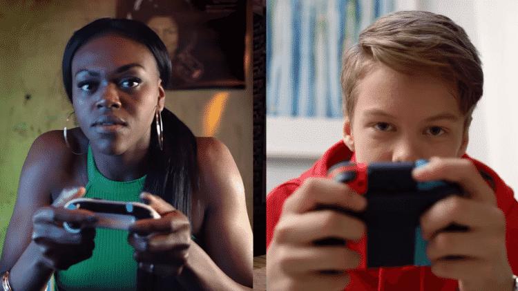 Crossplay Switch e Xbox - Reprodução / YouTube (Nintendo) - Reprodução / YouTube (Nintendo)