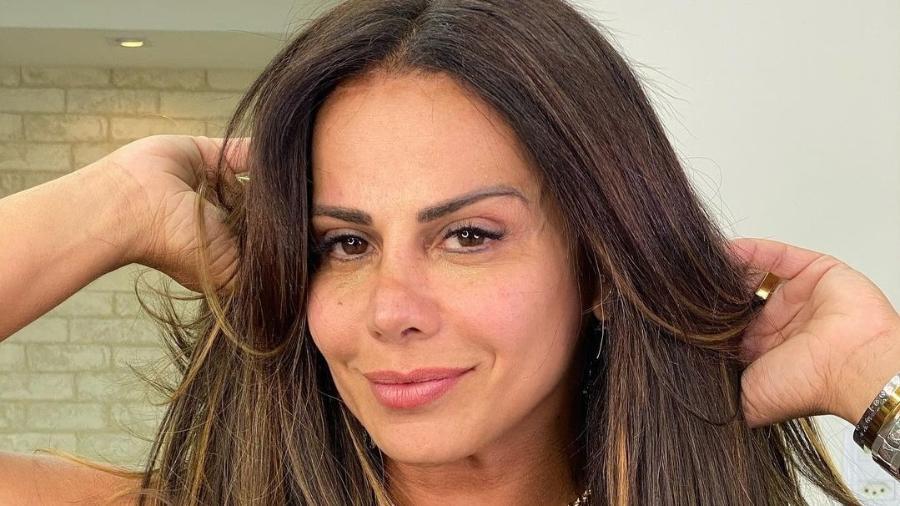 Viviane Araújo mostrou resultado nas redes sociais - Reprodução/Instagram @araujovivianne