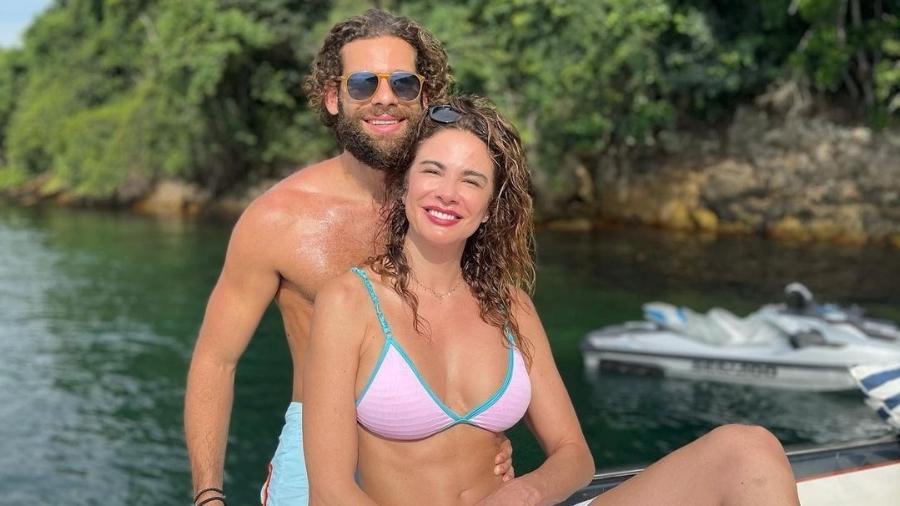 Luciana Gimenez e Eduardo Buffara - Reprodução/Instagram