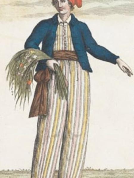 Jeanne Baré - Domínio público - Domínio público
