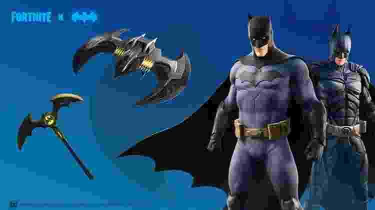Batman/Fortnite: Ponto Zero - Divulgação/EpicGames - Divulgação/EpicGames