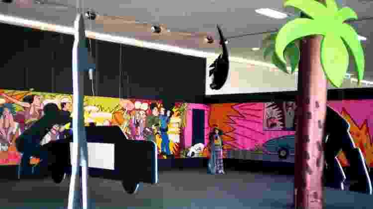 Bienal 80 - Autor desconhecido/Fundação Bienal de São Paulo/Arquivo Histórico Wanda Svevo - Autor desconhecido/Fundação Bienal de São Paulo/Arquivo Histórico Wanda Svevo