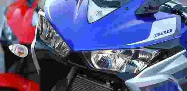 Yamaha YZF-R3 3 - Divulgação - Divulgação
