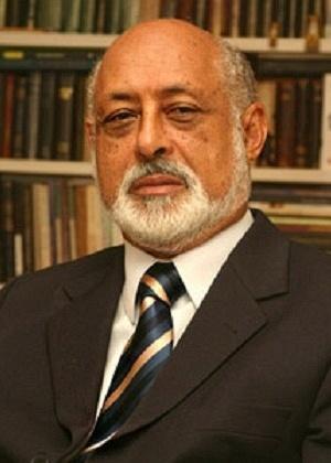 Domício Proença Filho, presidente eleito da Academia Brasileira de Letras - Reprodução/ABL