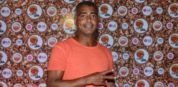 Romário teve a dívida liquidada pelo Flamengo em 2016 após 20 anos de imbróglio