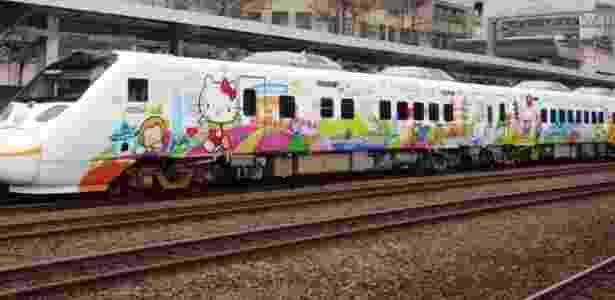 Divulgação/Taroko Express