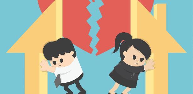 Depois do divórcio, a mãe resolveu falar mal do pai para o filho e acabou se dando mal