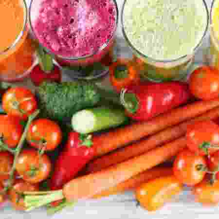 A espuma conseguiu retirar os agrotóxicos sem prejudicar as propriedades nutricionais dos alimentos - iStock