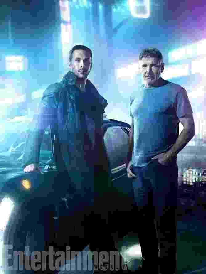 """Imagem de divulgação do novo """"Blade Runner 2049"""", divulgada pela revista """"Entertainment Weekly"""" - Reprodução/Entertainment Weekly"""
