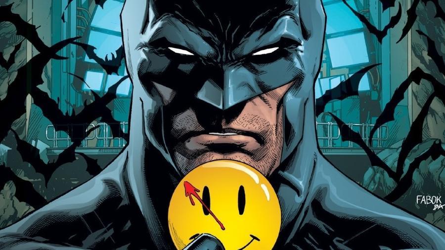 Batman desenhado por Jason Fabok - Reprodução