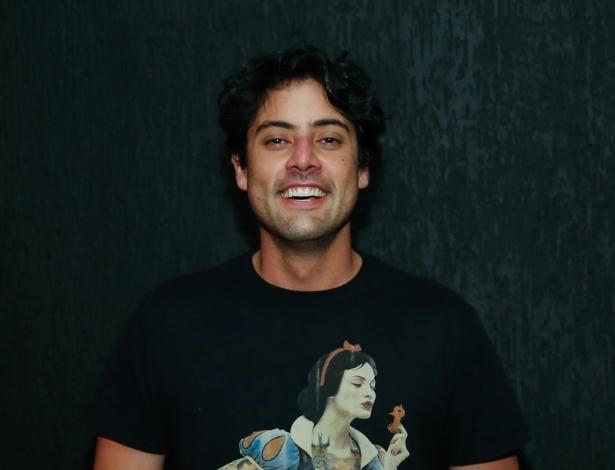 Bruno de Luca acompanha gravação de DVD do NX Zero