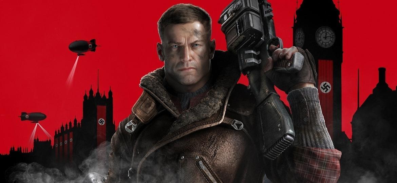 Wolfenstein II: The New Colossus - Divulgação