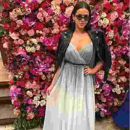 Bruna perdeu a cerimônia, mas tirou o fôlego de muitos convidados por conta de sua beleza - Reprodução/Instagram - Reprodução/Instagram