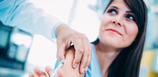 Campanha de vacinação não atingiu meta  - Getty Images