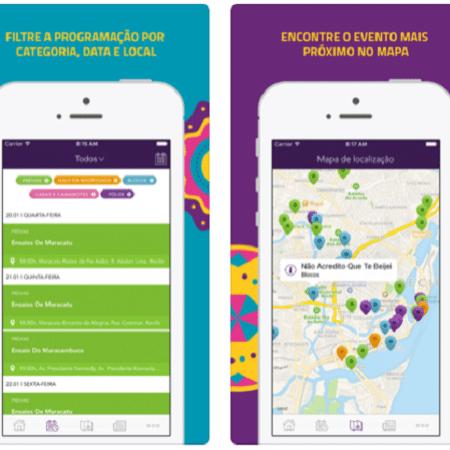 App está disponível para iOS e Android - Reprodução