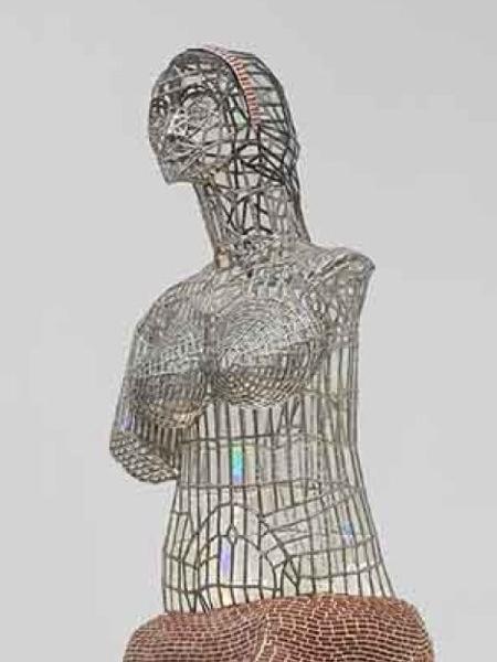 Aphrodite di Kansas City foi quebrada acidentalmente durante uma festa - Kansas City Artists Coalition/Divulgação