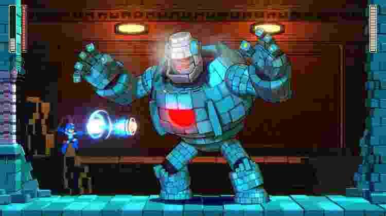 Mega Man 11 - Imagem 02 - Divulgação - Divulgação