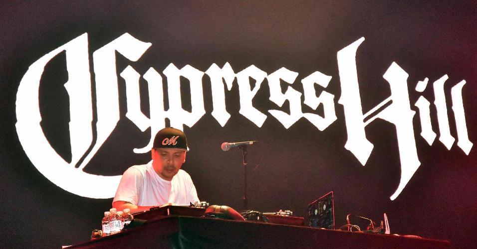 Cypress Hill toca em São Paulo e dispara hit atrás de hit, em clima anos 90