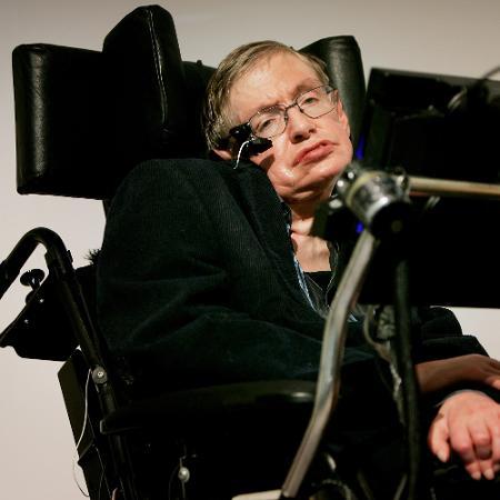 O cientista e físico Stephen Hawking - Bruno Vincent/Getty Images