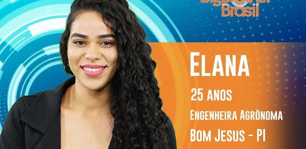 BBB19 começa em 15/01   Elana, 5ª anunciada, nunca foi ao cinema e está há 5 meses sem beijar
