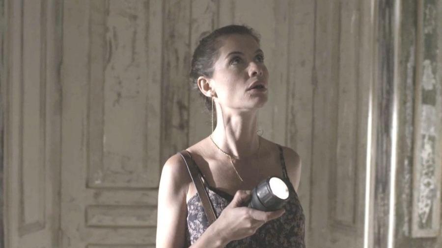 Isabel invade a casa de Júlia Castelo - Reprodução/Gshow
