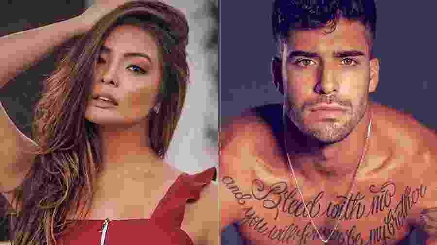 Carol Nakamura e Guilherme Leonel: namoro ou amizade? - Reprodução/Instagram