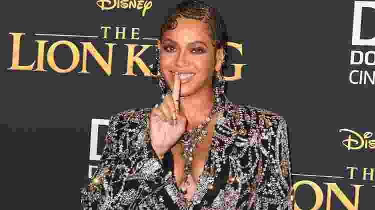 Beyonce, que seguiu a dieta por 44 dias, emagreceu 29 kg - ROBYN BECK/AFP/Getty