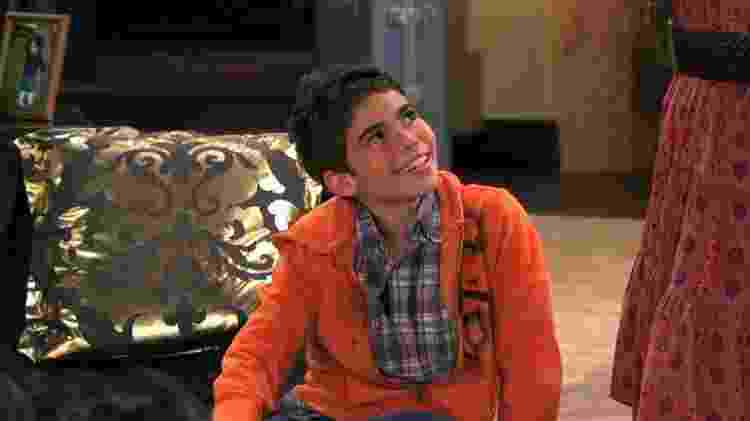 Cameron Boyce em cena de Jessie - Reprodução - Reprodução