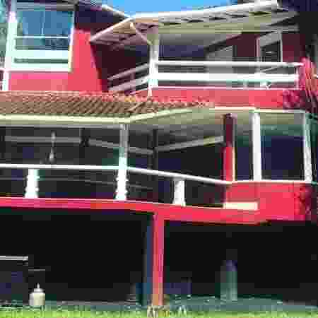 Casa de Thaila Ayala e Renato Góes - Reprodução/ Instagram