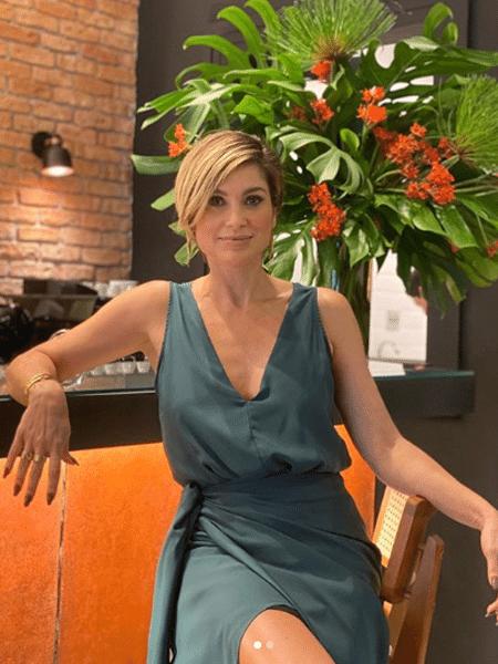 A atriz Flávia Alessandra, que volta às novelas em Salve-se Quem Puder - Reprodução/Instagram