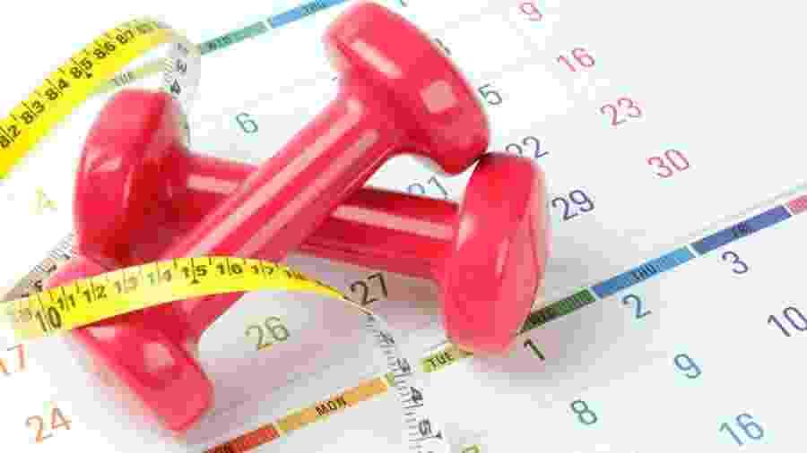 A recomendação é realizar 150 minutos de exercício moderado por semana - iStock
