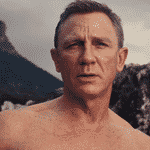Daniel Craig em cena de '007 - Sem Tempo Para Morrer' - Reprodução/YouTube