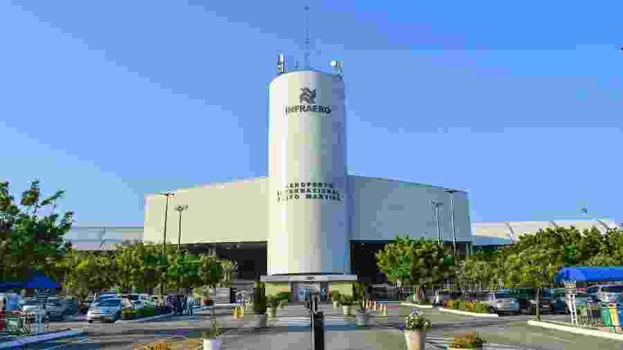 Aeroporto Internacional Pinto Martins, em Fortaleza, no Ceará - Getty Images