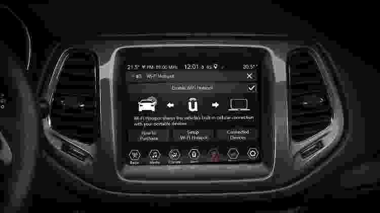 Jeep Compass 2020 1 - Divulgação - Divulgação