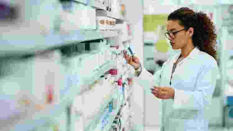 Controle do acesso a outros medicamentos, como a cloroquina, levou à busca por alternativas - Getty Images - Getty Images