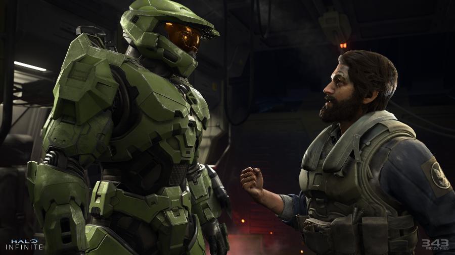 Halo Infinite - Divulgação/Microsoft