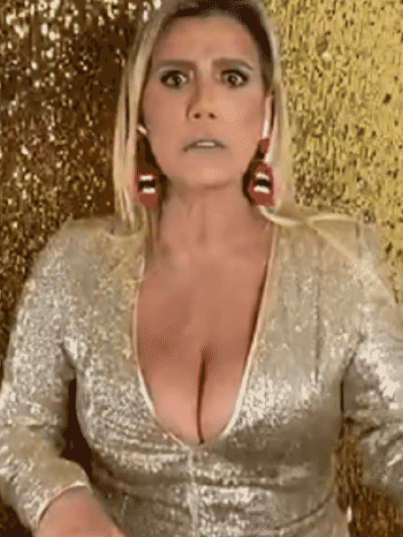 Rita Cadillac conversa com Nicole Bahls - Reprodução/Instagram