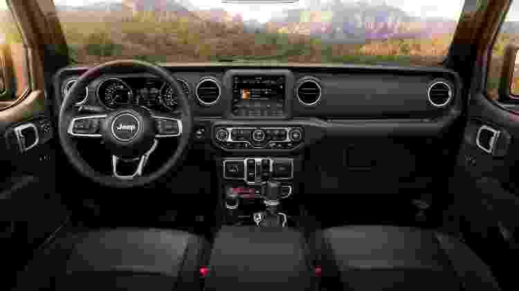 Jeep Wrangler 4xe 2 - Divulgação - Divulgação