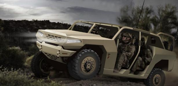 Kia Mohave terá plataforma utilizada na construção de veículo militar