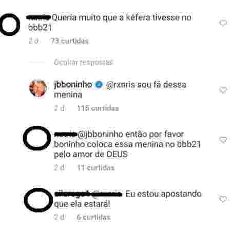 Boninho - Reprodução/Instagram - Reprodução/Instagram