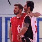 BBB 21: Rodolffo e Caio na primeira prova de imunidade - Reprodução/Globoplay