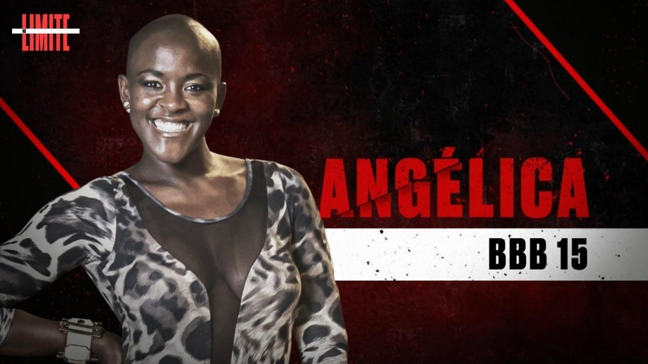Angelica Ramos, Participant, BBB 15 - Globo Publishing