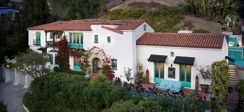 Mansão de Leonardo DiCaprio em Los Angeles, nos EUA, por US$ 7,1 milhões, cerca de R$ 35 milhões - Todd Goodman