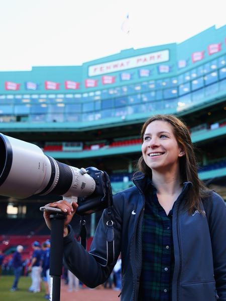 Maddie Meyer é fotógrafa em Boston e cobriu as Olimpíadas de Tóquio; cliques mostram esforço e empatia entre atletas homens e mulheres - Divulgação