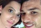 """Tamires Peloso e Cézar Lima do """"BBB15"""" assumem estar juntos - Reprodução/ Twitter/ tamirespoficial"""