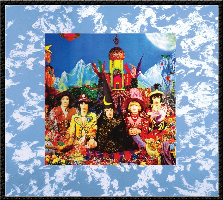 Capa do disco dos Rolling Stones