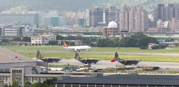 O caso aconteceu no aeroporto que serve Taipei, em Taiwan - Creative Commons