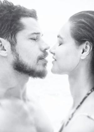 Débora Nascimento diz que quer engravidar em 2 anos - Reprodução/Globo