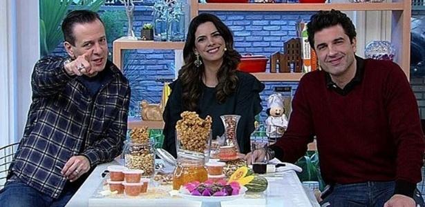 """Celso Zucatelli, Mariana Leão e Edu Guedes comandam o """"Melhor pra Você"""" - Reprodução/Instagram/melhorpravoceoficial"""