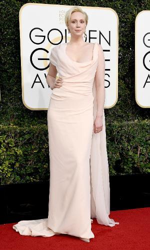 Globo de Ouro 2017: Gwendoline Christie